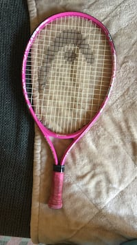 Pink head tennis racket Barbie 21 racquetball  Myrtle Beach, 29572