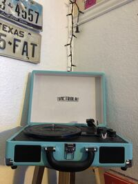 Record player with record Wylie, 75098
