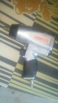 Craftsman stainless steel air impact wrench Mission, 78572