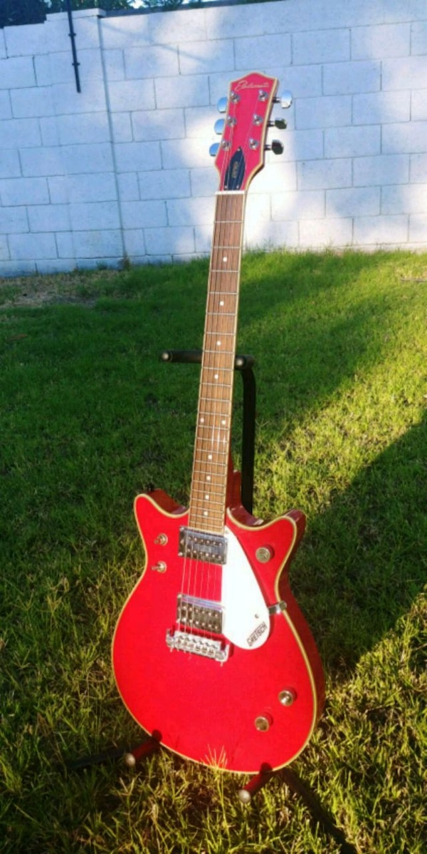 used gretsch g2923 electromatic double jet guitar for sale in tempe letgo. Black Bedroom Furniture Sets. Home Design Ideas