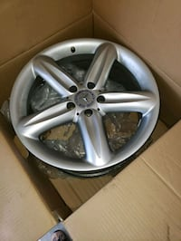 OEM Aluminum Wheels 2003 MB SL-500