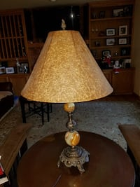 Occaisional lamp