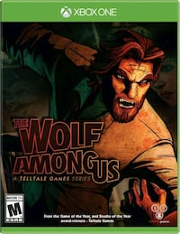 FACTORY SEALED THE WOLF AMONG US FOR XBOX ONE Cambridge