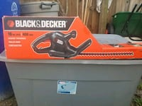 black and red Craftsman chainsaw in box Tampa, 33635