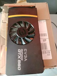 GEFORCE GTX 560 London, N6K 1N4