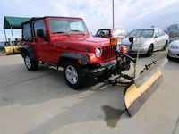 2005 Jeep Wrangler X (Plough Package). Quincy