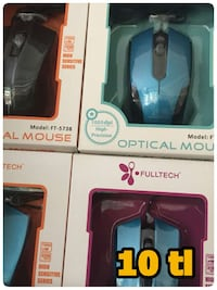 OPTİK MOUSE Dörtler Mahallesi