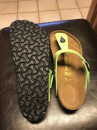BIRKENSTOCK SANDALS  Brand new, ordered wrong size. Size 8 ladies Sault Ste Marie, P6B