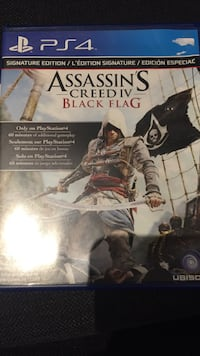 Assassin's Creed 3 Sony PS3 game  Mississauga