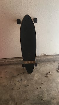 Black longboard Edmond, 73034