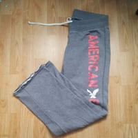 gray American Eagle Outfitters sweatpants L'Île-Perrot, J7V 8C7