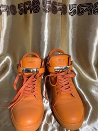 Gently used (3X max)Premium Buscemi Sneakers size 44(11US) Toronto, M5V 0E2