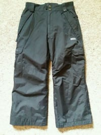 Boy's size small insulated snow pants Laureldale