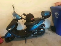 blue and black motor scooter Indian Head, 20640