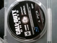 Call of Duty PS3 game disc Guelph, N1E