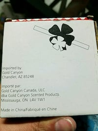 Gold Canyon Candle charm  Grand Junction, 81503