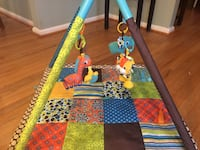 Play gym works great  Gainesville, 20155