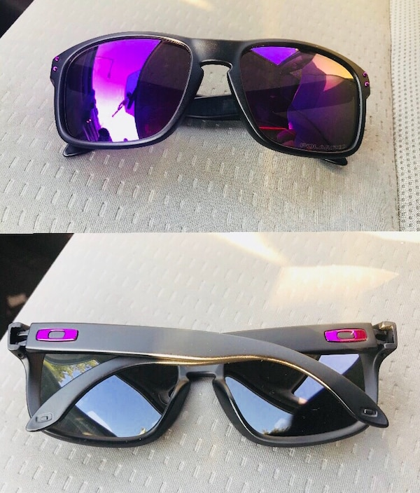 fa27dca0ee Used Limited edition Oakley Holbrook Polarized new with box and bag for sale  in Memphis - letgo