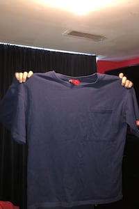 Navy blue shirt and black sweater, price negotiable Toronto, M2R 1C2