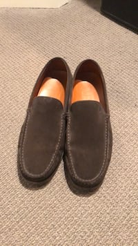 Authentic Tod's Leather Suede Shoes