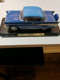 blue and white Ford Mustang Calgary, T2X 2C6