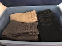 Boys pants 3T and 4T $2/$3 each Brampton, L6X 4T3