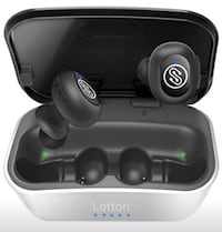 Brand new in box wireless earbuds Bluetooth headset Markham, L6E 2C4