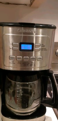 CUISINART COFFEE MAKER 14 CUP