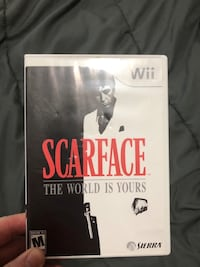 Scarface: The World Is Yours Nintendo WII Brampton, L6V 3W6