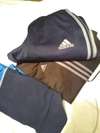 Used three black and brown adidas sweatpants for sale in Decatur ... bac8f6e7f