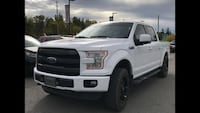 2016 Ford F-150 lariat 4wd 1owner all options no accident safety included Toronto