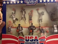Collectible sports figure