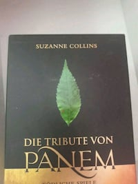 The Hunger Games von Suzanne Collins Buch Weimar, 99423