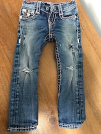 True Religion Toddler Girls Jeans Size 3 Calgary, T3M