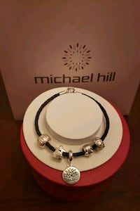 New Michael Hill Bracelet with Charms Toronto, M1M 3X1