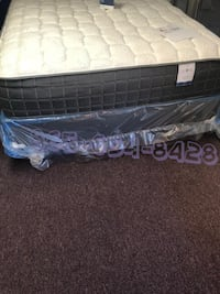 Brand New With Warranty Queen Pillowtop Mattresses 373 mi