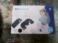 Dr relief king size heating pad . Las Vegas, 89101
