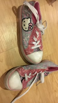 Sparkley Hello Kitty Shoes 3 Blue Springs, 64015