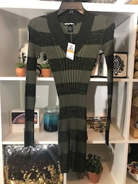 Forest green stretchable sweater dress Falls Church, 22042