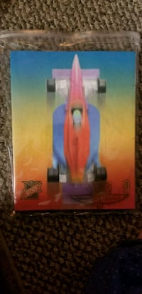 Indianapolis 500 Offical Program 2003 Vancouver, 98661