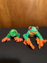 Frogs (Beanie Babies)