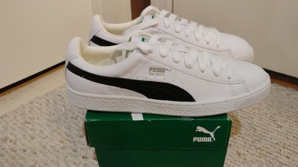 competitive price 90238 bb875 PUMA Basket Classic LFS Mens Sneakers 11