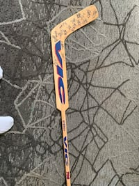 Barrie colts signed stick  Barrie, L4N 6N6