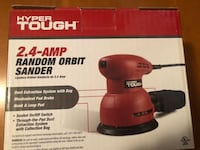 Hyper Tough 2.4 Amp Random Orbit Sander Oklahoma City