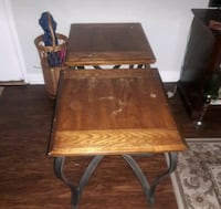 brown wooden table with drawer Henrico, 23228
