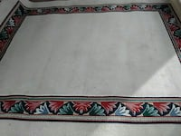 white red and green area rug Danville, 40422