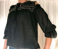 blouse  size XS but fits S too Toronto, M9R 1L6