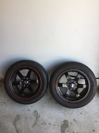 JDM Gp racing wheel Toronto, M5B