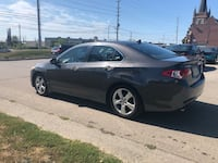 2009 Acura TSX Tech package   Mississauga