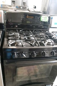 GE gas and Electric excellent conditions 4months of warranty  Bowie, 20715